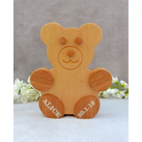 Baby Keepsake Bear - Personalised