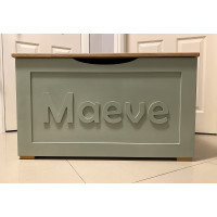 Personalised Toy Box - Large