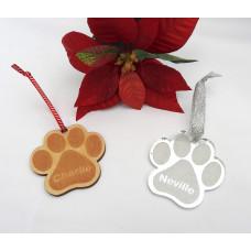 Personalised Pet Tree Ornament