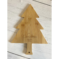 Christmas Family Serving Board