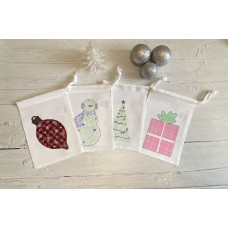 Christmas Medium Gift Bag