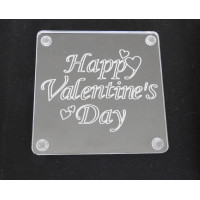 Acrylic Special Occasion Coaster