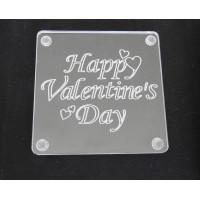 Acrylic Special Occasion Coaster