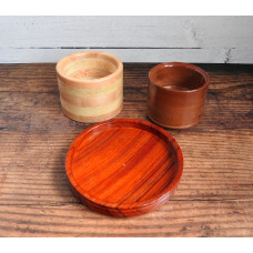 Turned Wooden Bowls