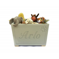 Personalised Pet Toy Box