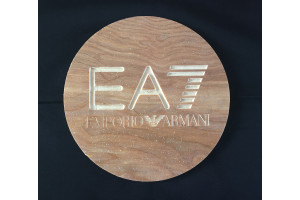 Clothing Brand Sign
