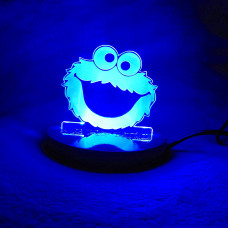 Cookie Monster LED Light