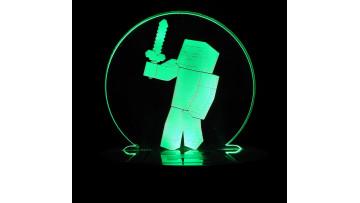 Gamer LED Light