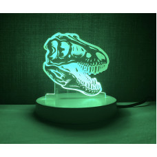 Dinosaur LED Light