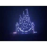 Fairytale Castle LED Light