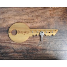 Key Hook with 5 Hangers