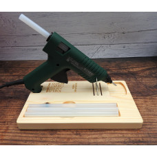 Hot Glue Gun Stand - Large